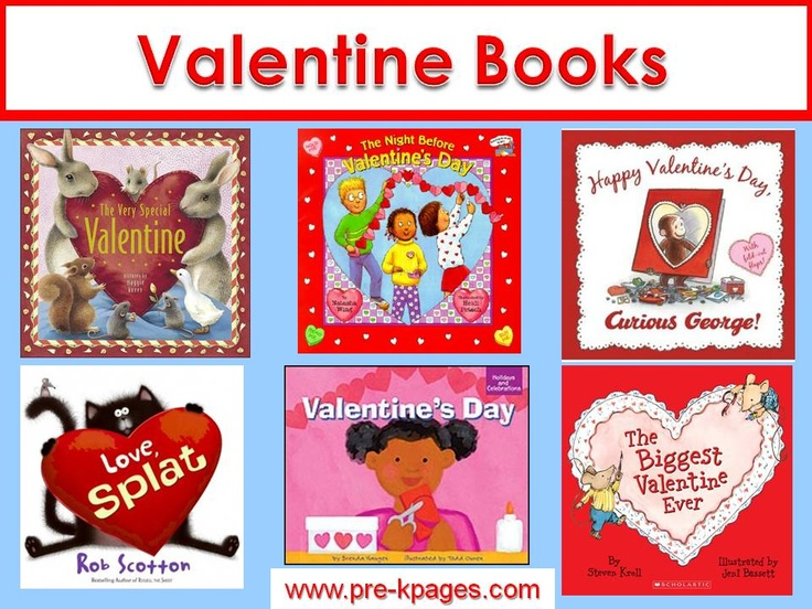 favorite valentines day books for preschool pre k and kindergarten via www