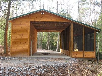 Rent To Own Storage Buildings, Sheds, Barns, Lawn Furniture, Playgrounds & More | Mountain Barn Builders