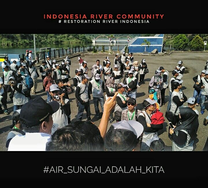 Indonesia Community River competition 2017