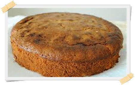 Ricetta Dukan: torta soffice