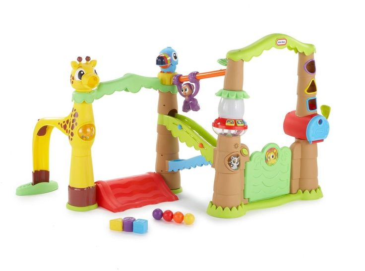 Activity Toy Garden Treehouse Dance Party Multicolour Learn Ball Swinging Doors #LittleTikes,=> Easy & pleasant transaction => Quick delivery => 100% Feedback => http://bit.ly/24_hours_open #Activity,#Toys,#Baby,#Kids,#Educational,#Party,#Learning