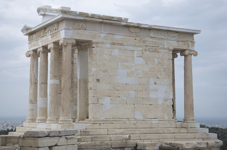 Gallery of AD Classics: Acropolis of Athens / Ictinus, Callicrates, Mnesikles and Phidias - 10