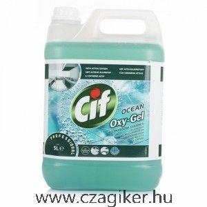 Cif Oxy-Gel Ocean