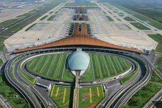 Лучшие инженерные сооружения: Международный аэропорт Шоуду́ (кит. трад. 北京首都國際機場...