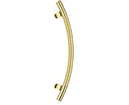 Pull handle Sidney / PVD finish / Made in Italy by Pasini metals productions
