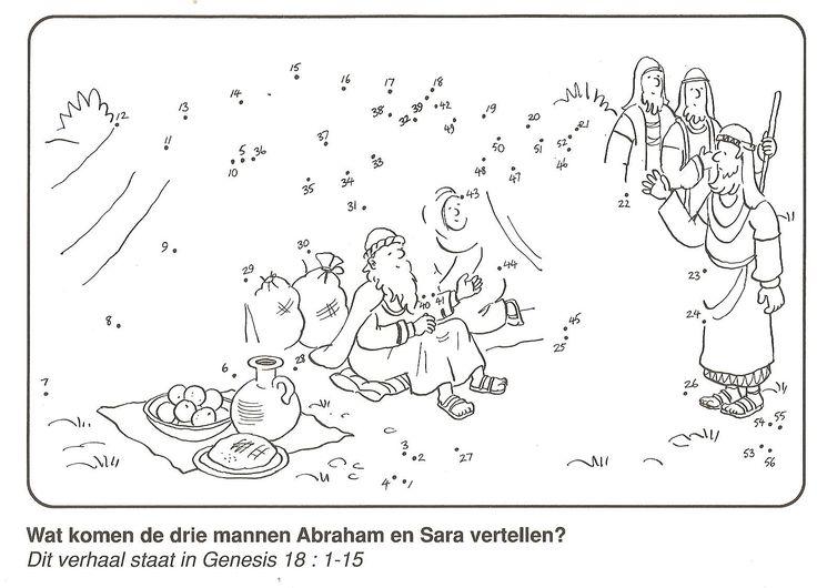 54 Best OT Abraham, Sarah, Isaak, Rebekka Images On