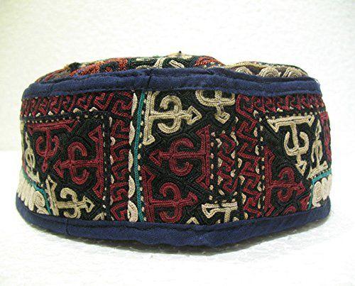 Antique turkoman super fine embroidery hat turkish beret ... http://www.amazon.com/dp/B01F034YXK/ref=cm_sw_r_pi_dp_b0njxb0RC0YZ0