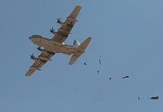 The KC-130 Super Hercules