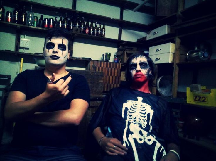 Corpse paint Smokeout by M & W