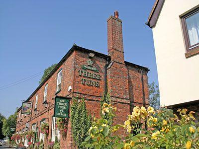 Ashwell Village, Hertfordshire The Three Tuns
