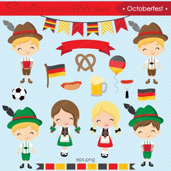Octoberfest Clipart