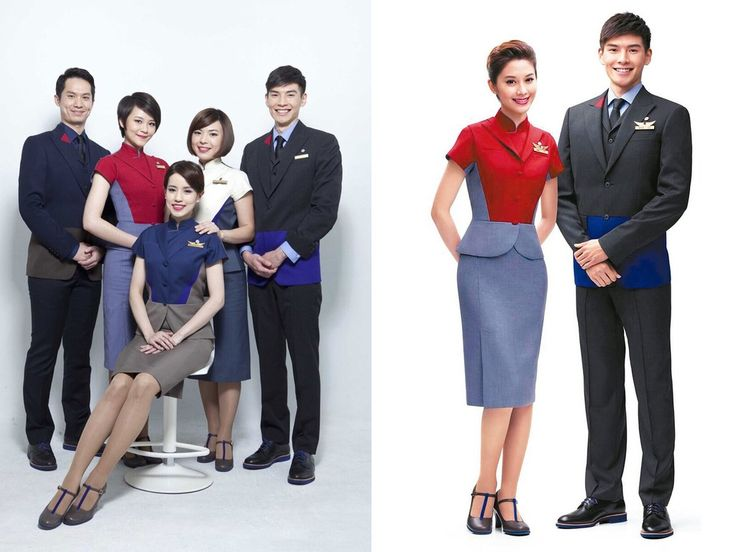 The Most Stylish Flight Attendant Uniforms - Photos - Condé Nast Traveler