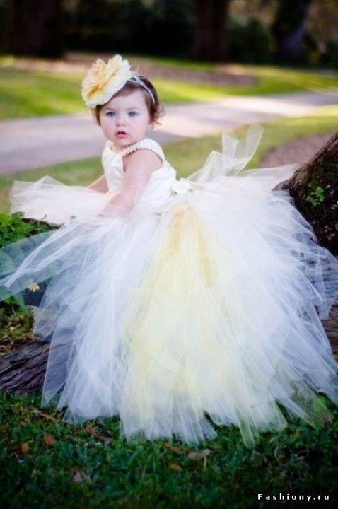 (+1) - Детская мода: маленькие принцессы | Мода
