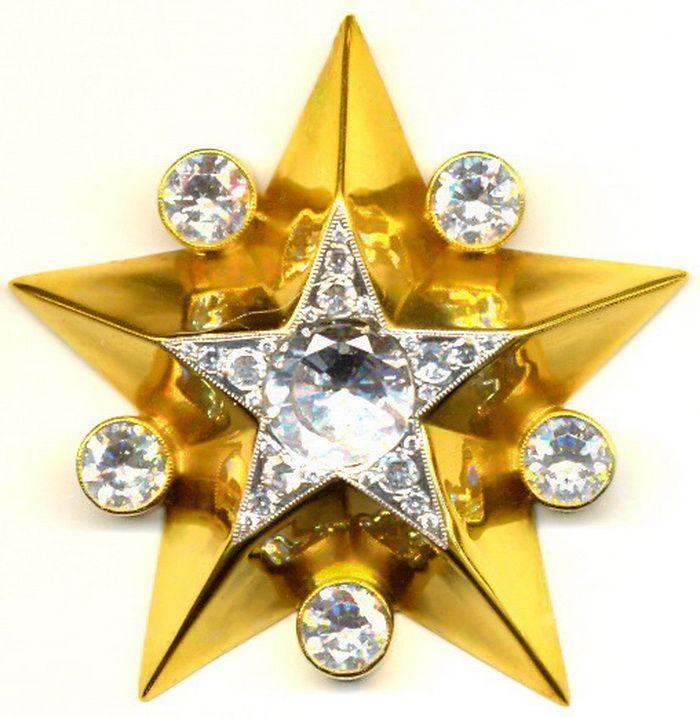 Маршальская Звезда от Фонда «Маршалы Победы»