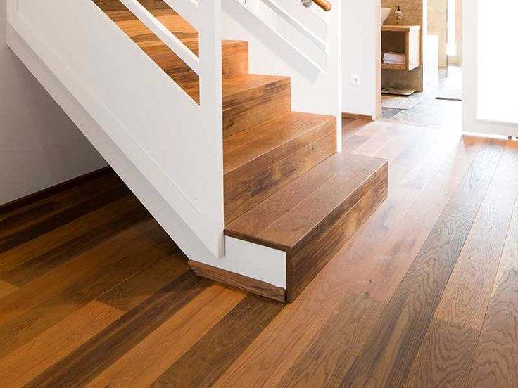 Timber Floors & Stairs | Oak Molto Vulcano Brushed Natural Oil | Mafi Timber