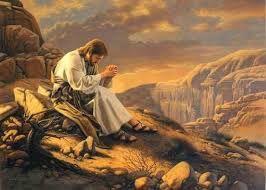 Resultado de imagen para imagenes de jesus orando en el monte getsemani
