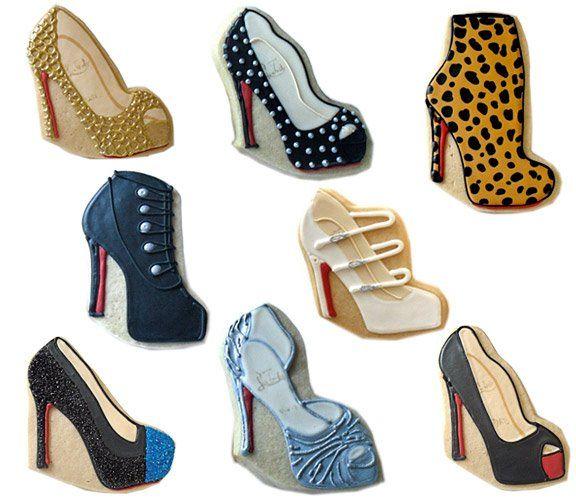 51 Best Shoe Cookies Images On Pinterest Shoe Cookies