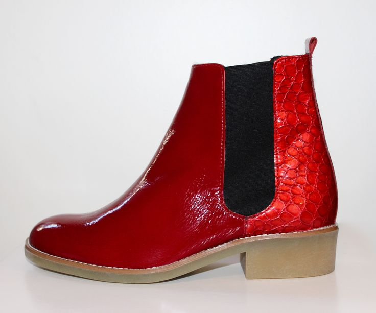 Chaussures - Boots - Personnalisables - Confort - Hallux valgus - Made in France