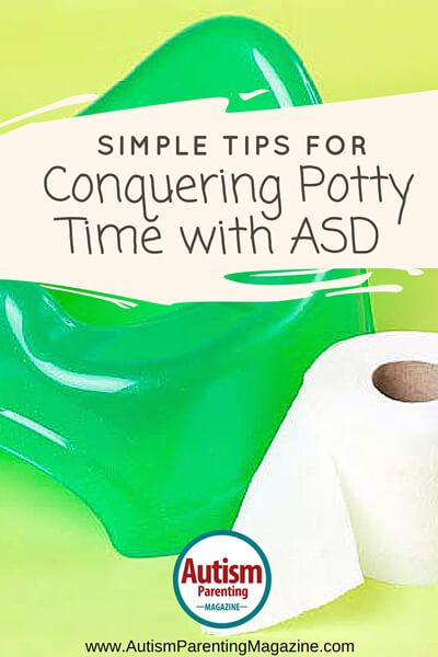 Simple Tips for Conquering Potty Time with ASD