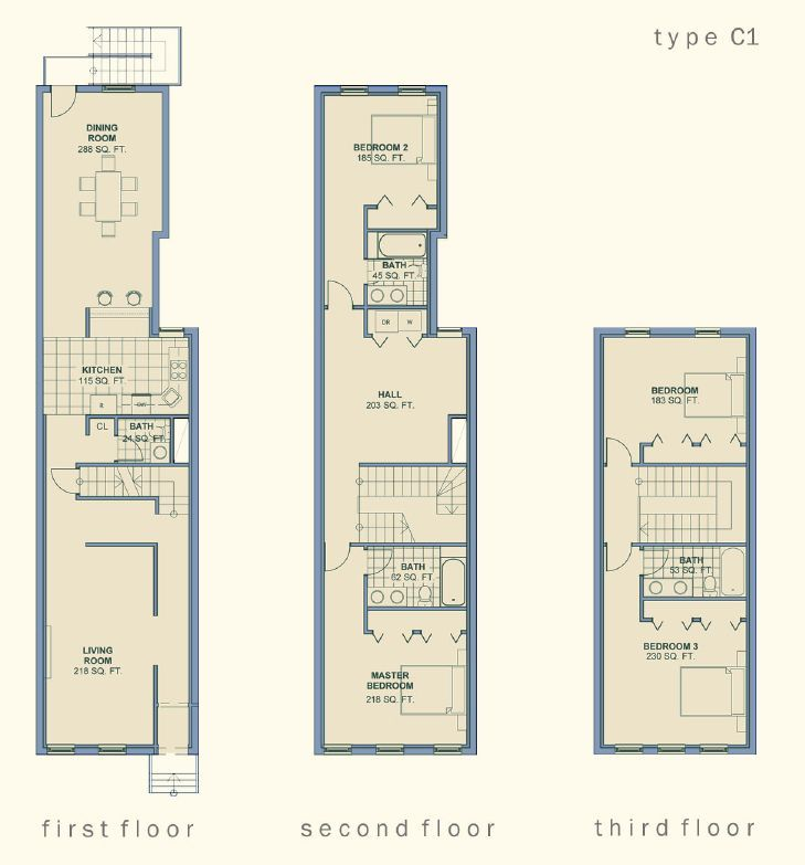 Best 25+ Narrow House Plans Ideas That You Will Like On