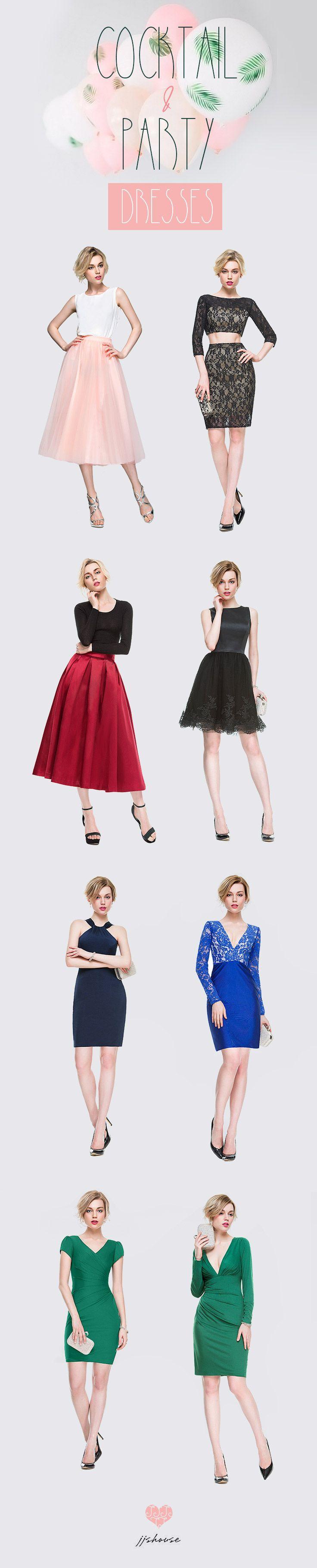 Cocktail & Party Dresses! # cocktaildress