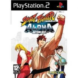Street Fighter Alpha Anthology Game PS2 | http://gamesactions.com shares #new #latest #videogames #games for #pc #psp #ps3 #wii #xbox #nintendo #3ds