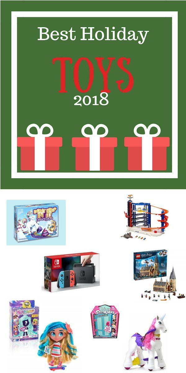Best Toys for 2018 Christmas Roundup ~ Money Savvy Living