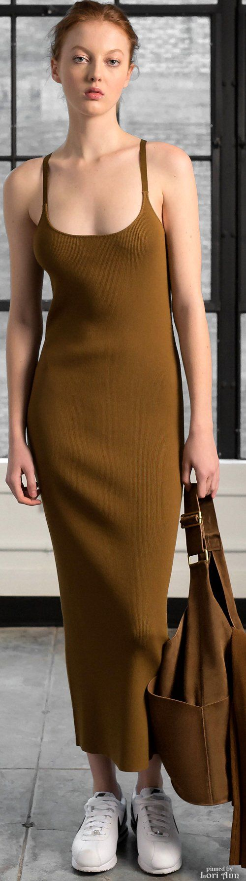 A.L.C. Pre-Fall 2016 women fashion outfit clothing style apparel @roressclothes closet ideas