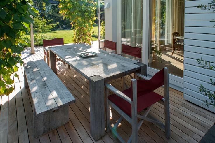 holzterrasse teakholz aus plantagen von holzterrassen pinterest. Black Bedroom Furniture Sets. Home Design Ideas