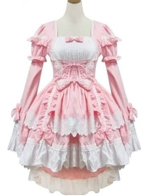 Rose douce Pucelle Lolita