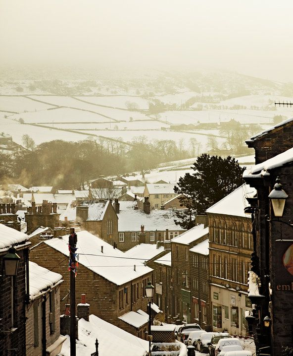 Haworth, England. Brönte country. Life on Moors - The New York Times Next time we are in England @Meredith Hughes @Brenna Hughes