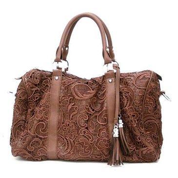 Lace Handbag