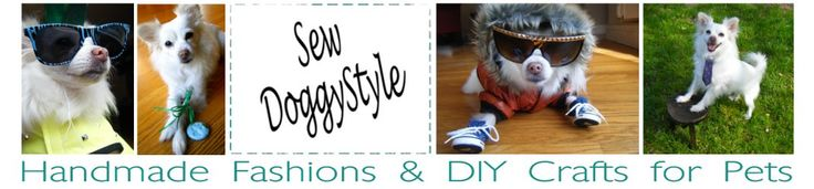 The blog for people who love crafts for pets!
