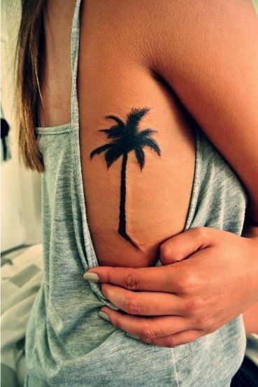 Florida Palm Tree Tattoo: 334 Best Images About TATTOO On Pinterest