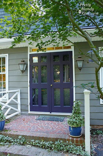 17 best images about exterior paint schemes on pinterest - Purple exterior paint image ...