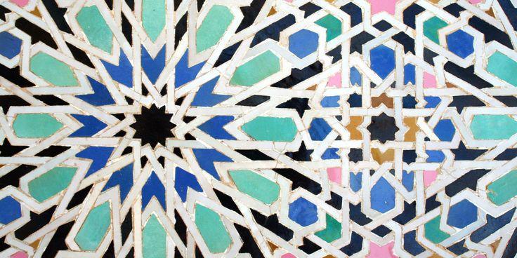 Wauw! De kracht van gekleurde tegelvoegen | ELLE Decoration NL