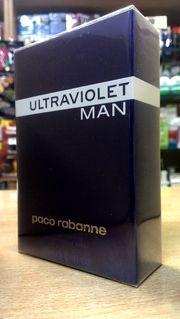 Косметика и Парфюмерия на Проспекте Ветеранов 130, СПб: Paco Rabanne Ultraviolet Man, в Санкт-Петербурге