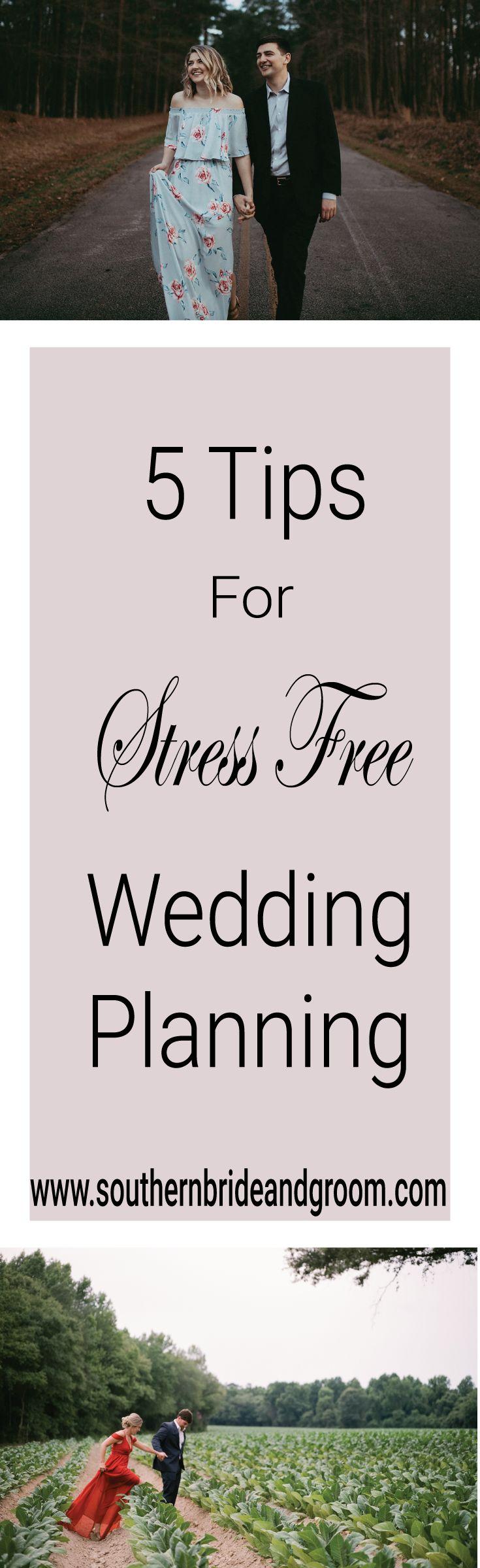 best wedding planning stress on relationship