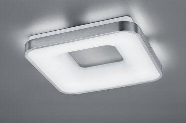 Eckige LED Deckenleuchte HOKKAIDO 658010107 TRIO LEUCHTEN