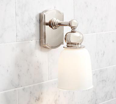 174 Best Bath Gt Sconces Images On Pinterest Sconces
