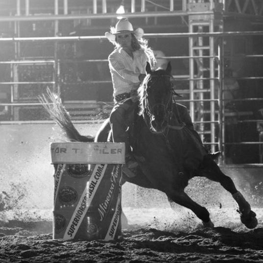 3 Barrels + 2 Hearts = 1 Passion <3 #barrelracing #cowgirl