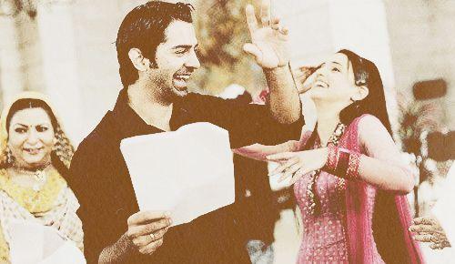 Barun and Sanaya #ipkknd