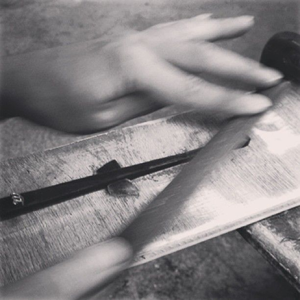 Hand finished temples... #cassiuseyewear #cassiuseyewearco #eyewear #eyeglasses #glasses #optical #spectacles #sunglass #sunglasses #bespoke #handmade #limitededition #newzealand www.cassiuseyewear.com