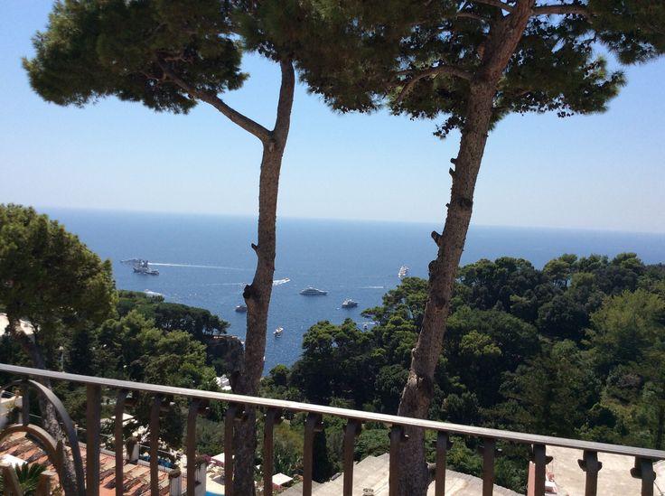 Capri, ltaly by Athina Atesoglou - Photo 126920355 - 500px