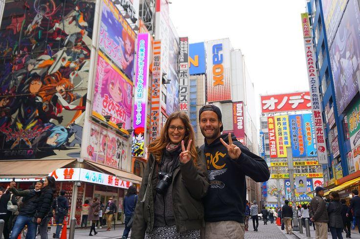 Tokio in Japan ist die verrückteste Stadt der Welt und Hauptstadt des Landes. In diesem Tokio Reisebericht verraten wir euch haufenweise Sehenswürdigkeiten, Highlights, Unterkünfte und viele nützliche Tipps für die größte Stadt der Welt.