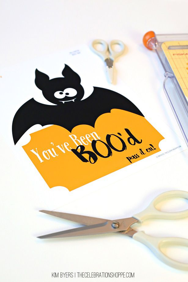 halloween tradition youve been bood free printable