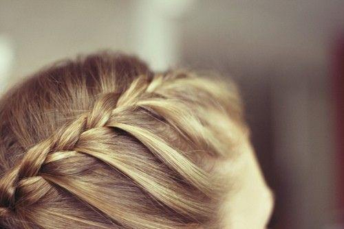 can never go wrong with a braid #hair: Hair Ideas, French Braids, Braided Hair, Hairstyles, Hair Styles, Makeup, Hair Beauty, Beautiful Hair, Hair Inspiration