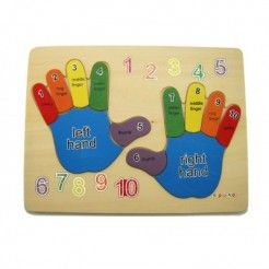 Hand Puzzle