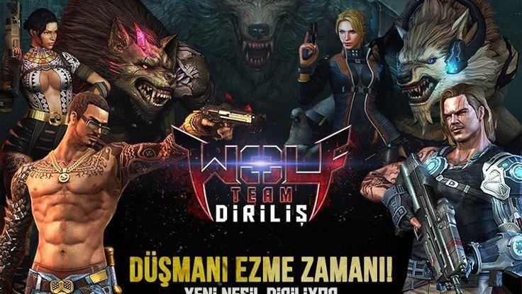 Wolfteam'e 4 yeni karakter!