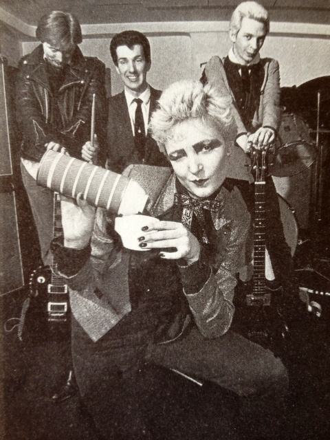 30 besten Siouxsie and the Banshees Bilder auf Pinterest | Siouxsie ...